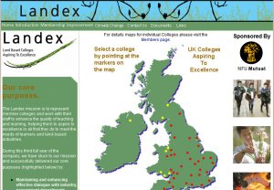 Landex ensuring high quality provision in land-based education.